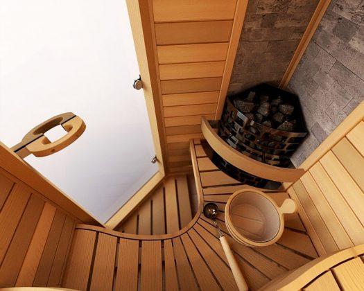 Можно ли оборудовать сауну в городской квартире: советы мастеров