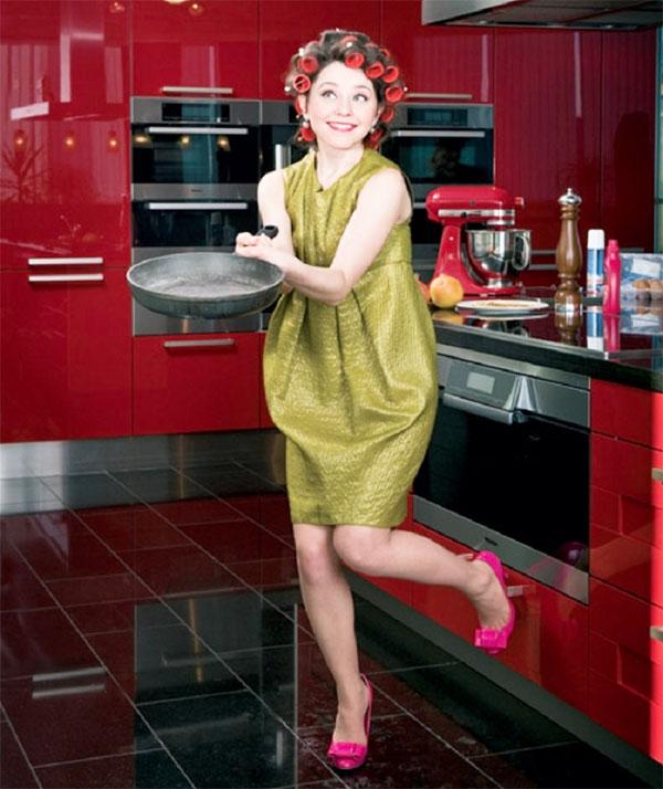 Валентина Рубцова и её роскошные апартаменты