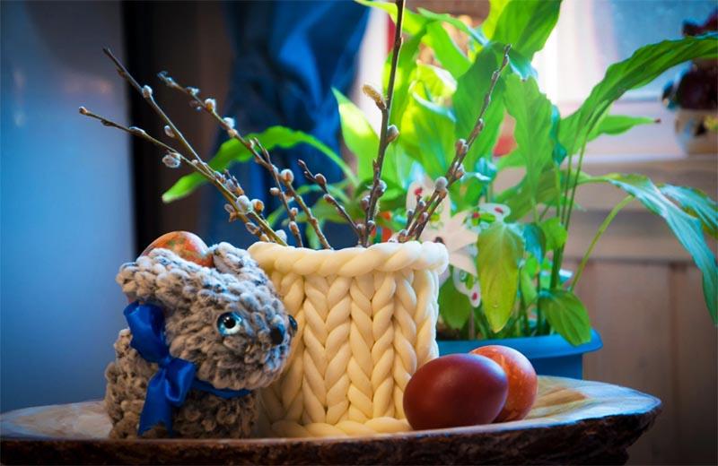 Вы можете использовать этот состав и для декора в доме: вазы, цветочные горшки и небольшие фигурки отлично впишутся в интерьер
