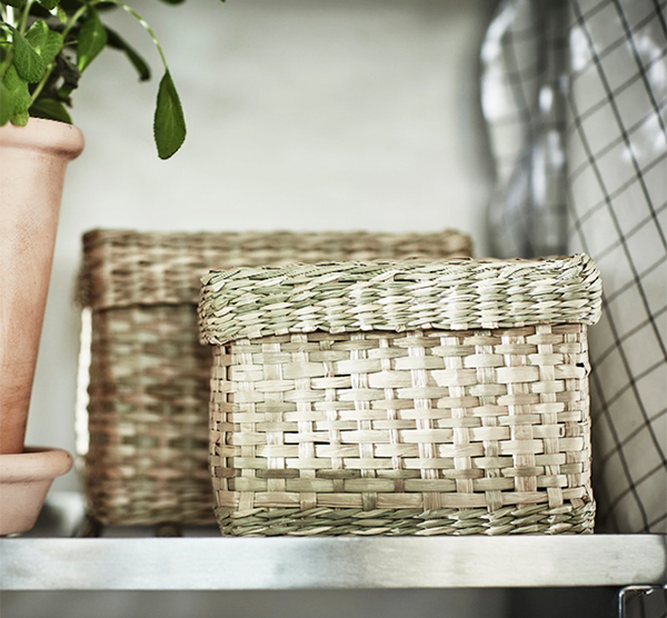 10 недорогих и стильных товаров для хранения от ИКЕА