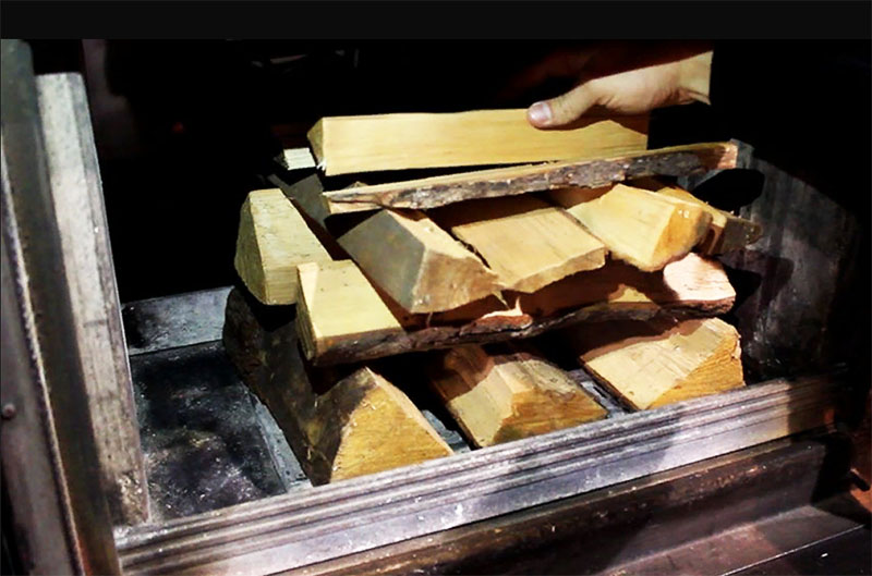 Как уменьшить расход дров в печном отоплении