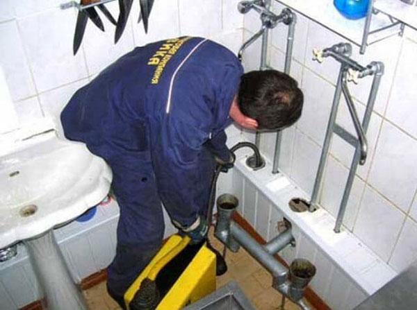 Обслуживание сантехники
