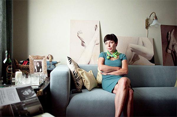 Наташа Барбье и её апартаменты