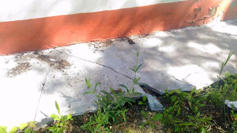 Отмостка без бетона