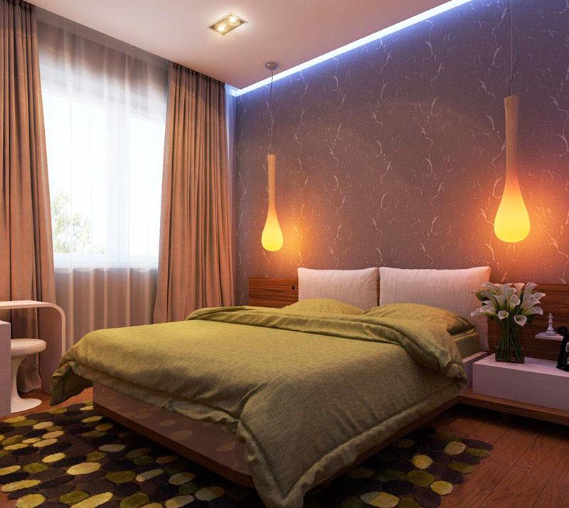 Для комнаты отдыха или спальни – в самый раз. Именно по этой причине на производстве от такого освещения быстро отказались
