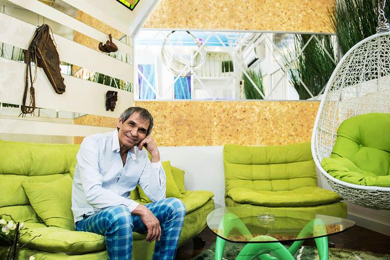 За какую недвижимость ведёт бой скандальный продюсер Бари Алибасов