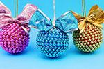 Сказочный шар: удивительный элемент декора из простейших материалов