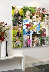 Картины по фото на холсте - лучший подарок на День Рождения и не только