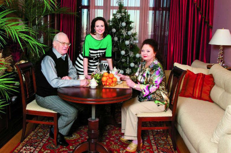 Алексей Пиманов и Ольга Погодина: где живут
