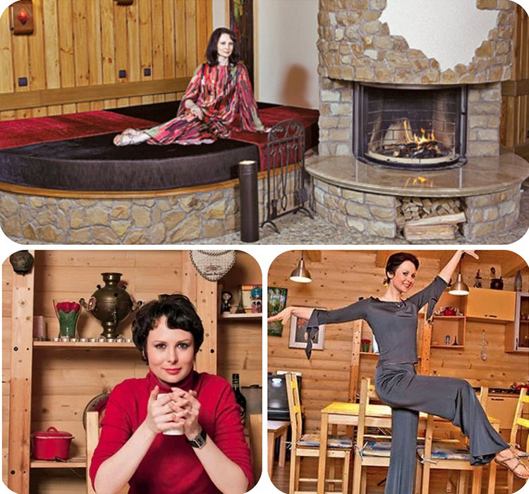 Обязательный атрибут для отдыха после банных процедур – русский самовар и ароматный травяной чай
