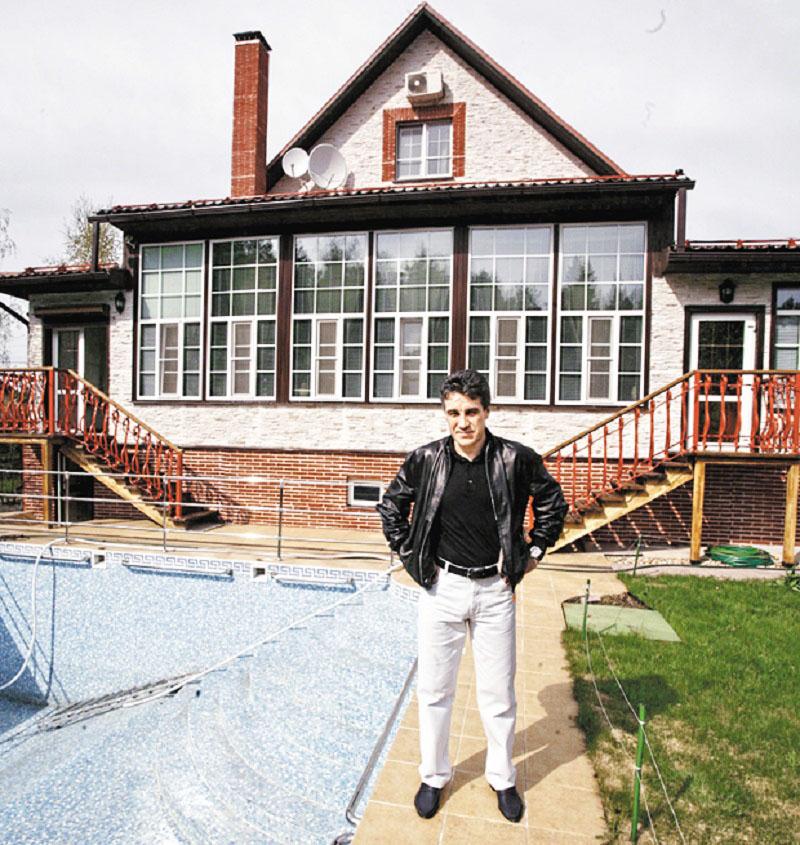 Вся правда о том, где живут и какой недвижимостью владеют Алексей Пиманов и Ольга Погодина