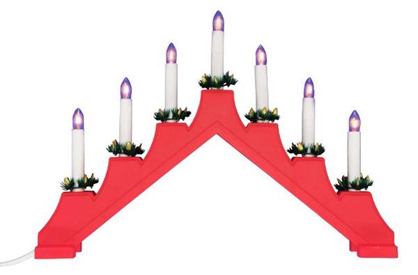 Светильник подходит для разных ламп: светодиодных и обычных