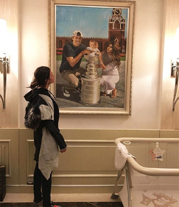 Нестандартные приёмы оформления элитного особняка хоккеиста Евгения Малкина