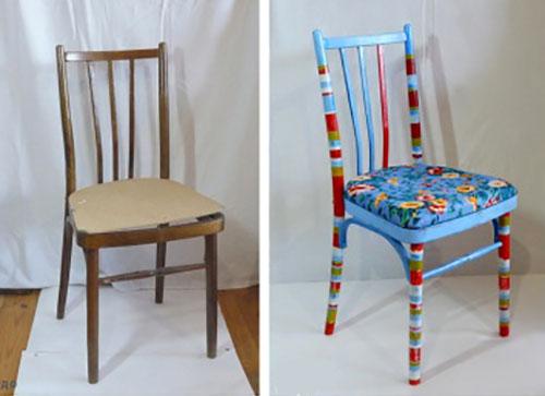 Незатратные идеи для быстрой реставрации мебели своими руками