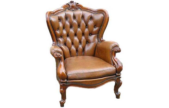 Образец антикварной мебели