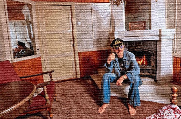 Михаил Боярский может всё: посмотрим, как он оформил 7-комнатную квартиру и родовое имение