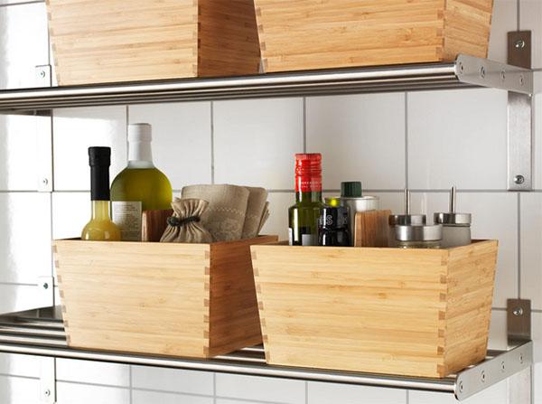 Недорогие идеи кухонного декора от ИКЕА