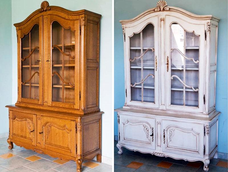 Реставрация старой мебели приносит неплохой доход