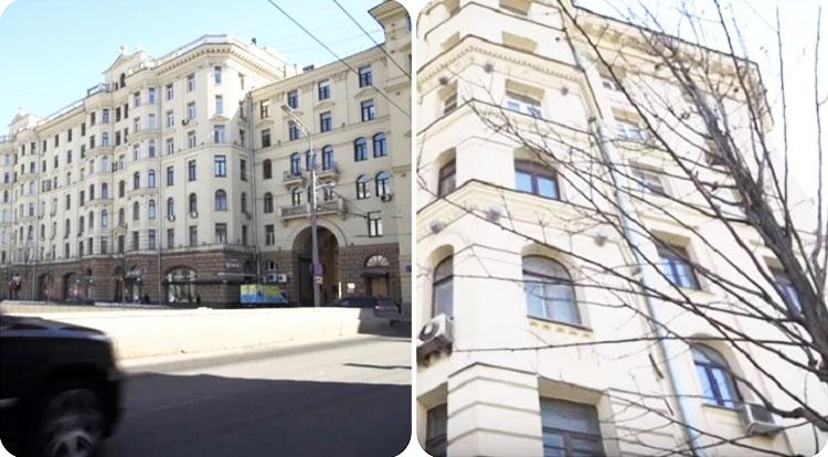 Актриса Нина Корниенко и её квартира