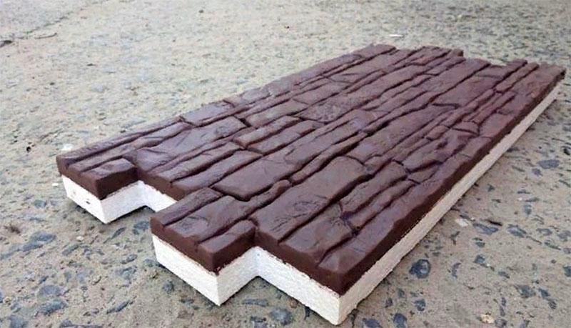 Керамобетон или печатный бетон, имитирующий любой рисунок и фактуру