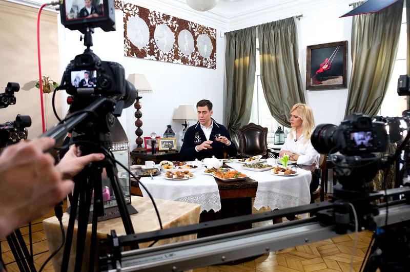 Как благодаря рекламе майонеза Дмитрий Дюжев купил просторные апартаменты в Москве