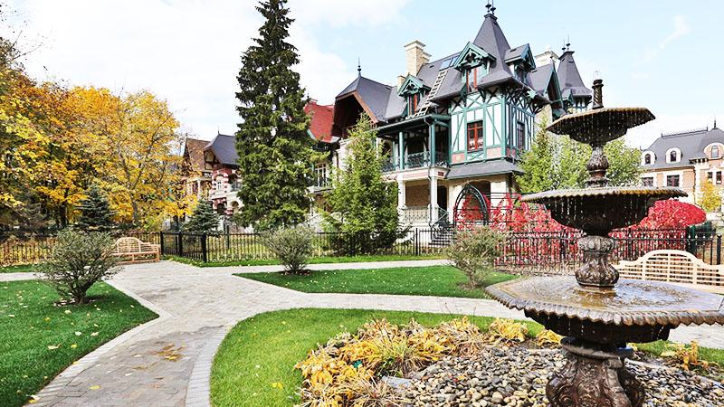 Дом Анны Банщиковой