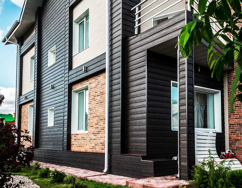Как обновить фасад из винилового сайдинга