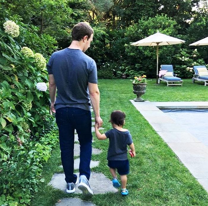Роскошь не главное: скромный быт долларового миллиардера, основателя Facebook Марка Цукерберга