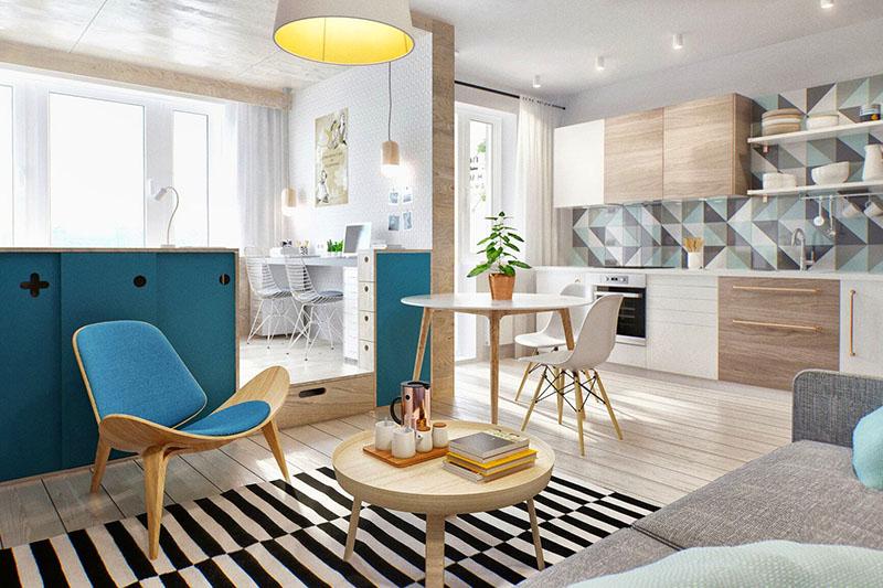 Топ-5 идеальных планировок для небольшой квартиры
