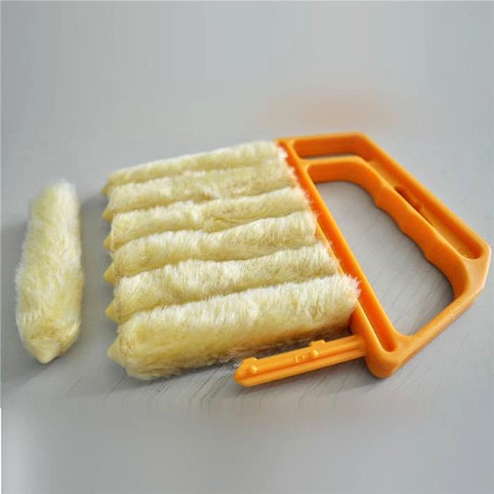 Щётка легко моется и сушится, а ткань безопасна для использования в детских комнатах и дошкольных образовательных учреждениях