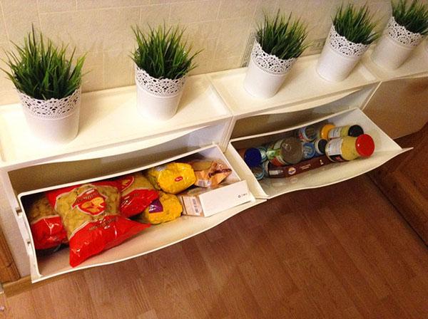 Главное – увидеть дополнительный функционал предмета, а дальше – просто меняйте своё пространство, делайте его более удобным!