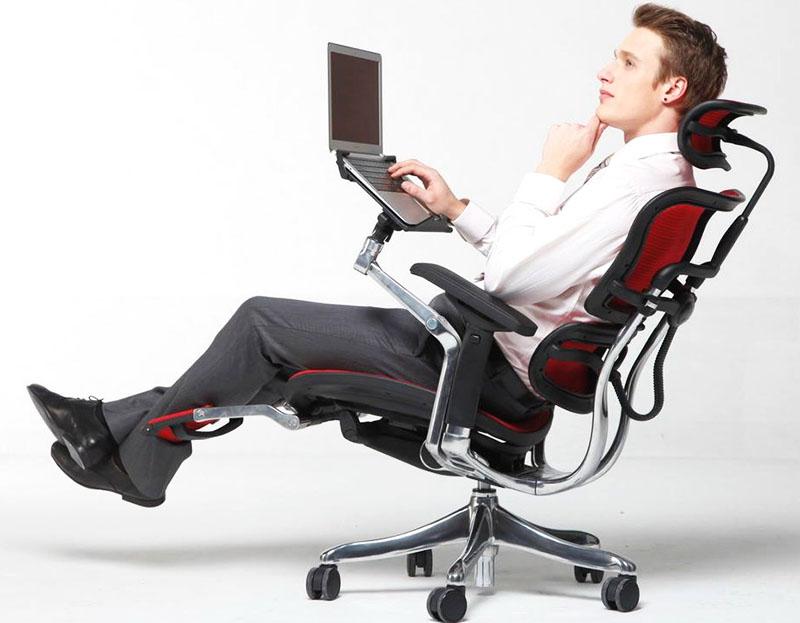 Удобные в посадке кресла покажут, как руководитель заботится о своих подчинённых