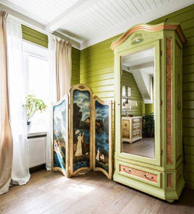 Удивительный дом актрисы и дизайнера Анастасии Немоляевой