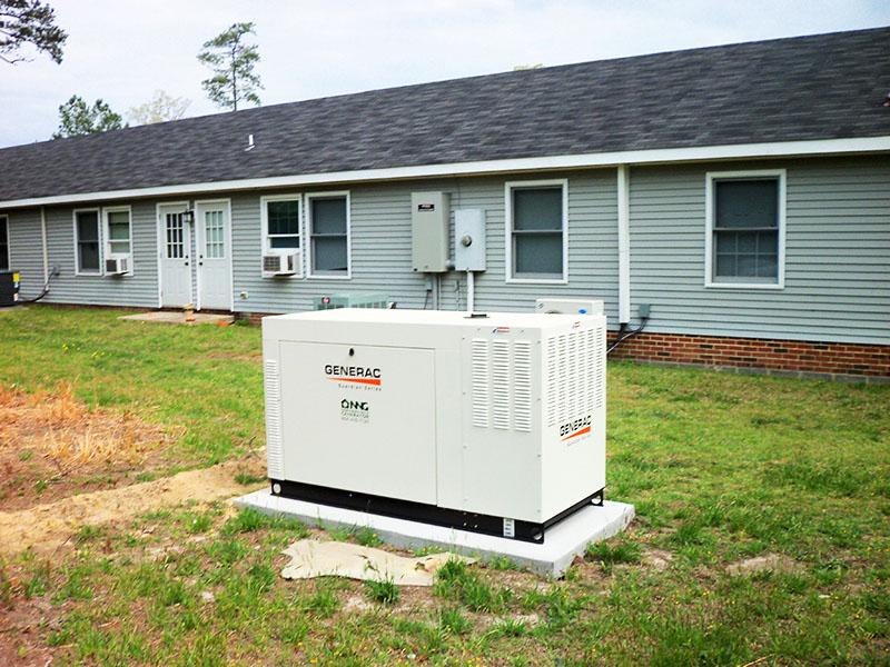 С таким генератором вы без проблем обеспечите все бытовые приборы в доме