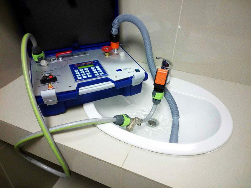 Поверка водосчётчика в домашних условиях