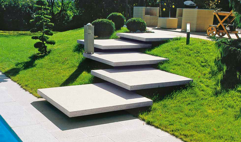 Парящие бетонные плиты – необычный дизайн, который произведёт впечатление на ваших гостей