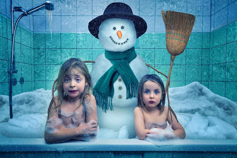 Как утеплить холодную ванную