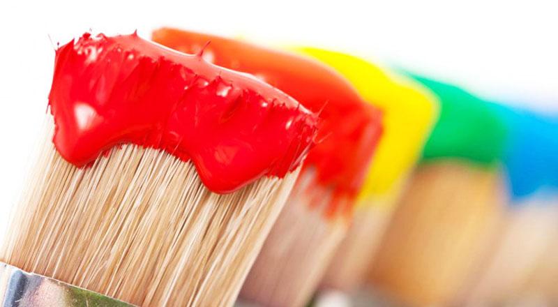 Можно ли красить металл водно-дисперсной краской