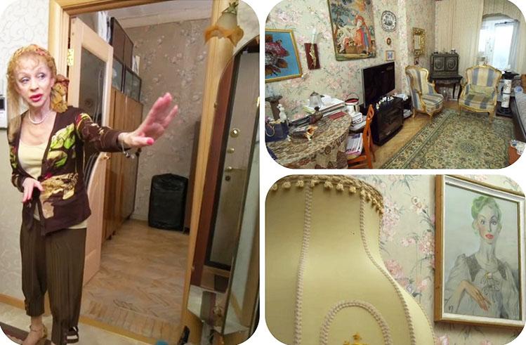 Наталья Седых и её квартира