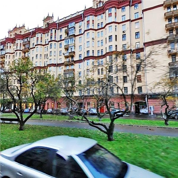 Николай Цискаридзе и его апартаменты