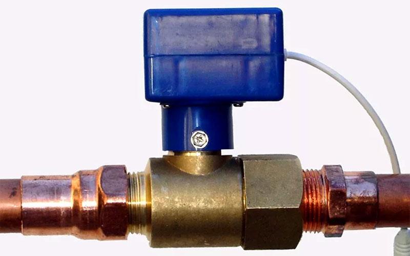Помните, что электромагнитный клапан-отсекатель самостоятельно устанавливать нельзя, это могут делать только профессионалы