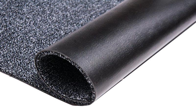 Если у вас скользкое крыльцо – присмотритесь к коврикам на виниловой основе