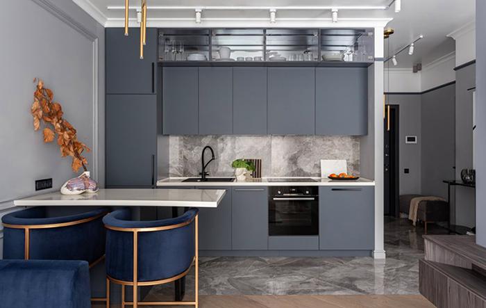 Переделка 1-квартиры: варианты, стиль, материалы