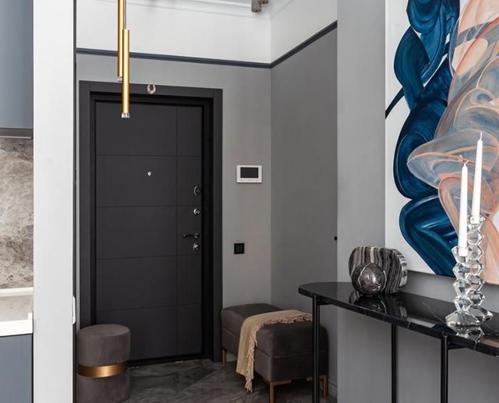 Как можно превратить однокомнатную квартиру в уютный номер-люкс