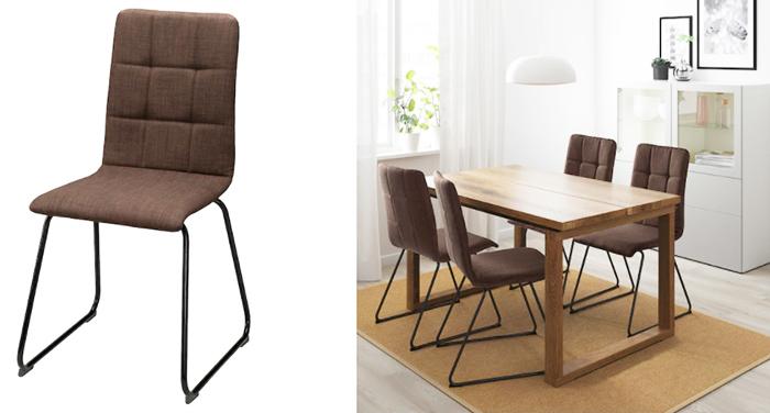 Эргономичная форма спинки и сиденья обеспечивает оптимальный комфорт