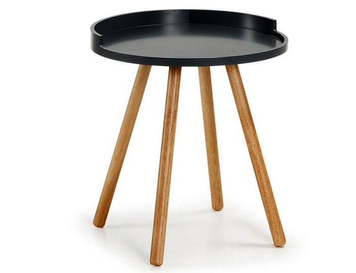 С таким столиком вы сэкономите не только пространство, но и время на поиски по-настоящему интересной вещички