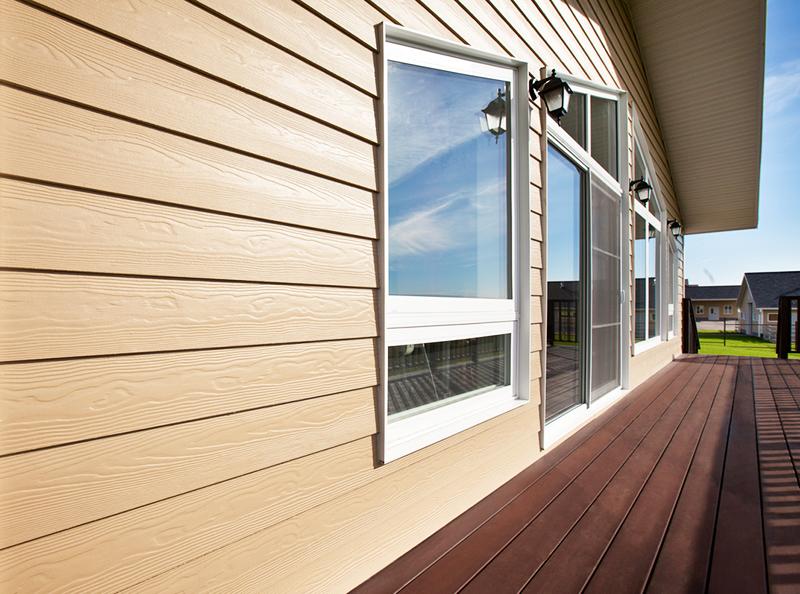 Цементные доски для отделки фасада и интерьера