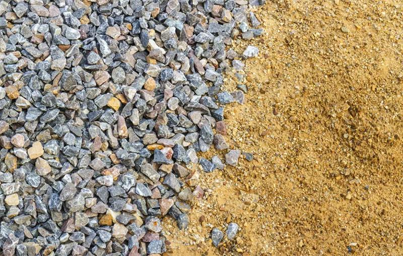 На втором месте после песка по проницаемости стоит как раз щебень и далее по списку галечник и подобные крупнообломочные грунты