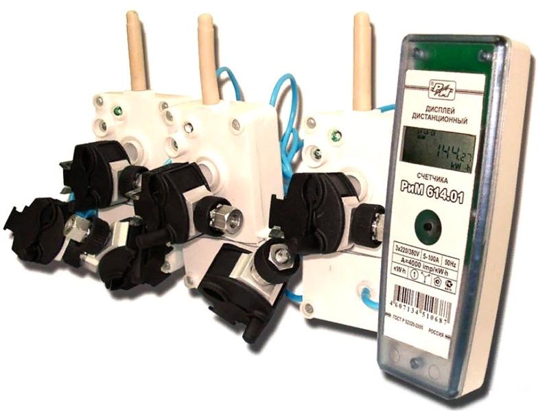 Данные таких счётчиков передаются в энергосбытовую компанию в автоматическом режиме