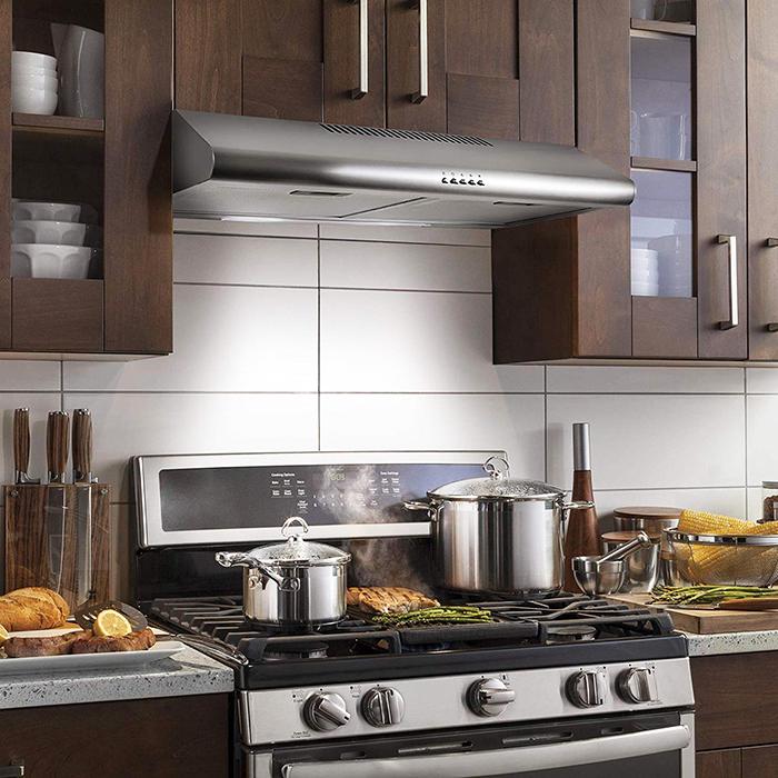 Как на самом деле должна работать естественная вентиляция кухни